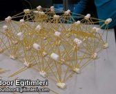 Spaghetti Tower – Makarna Kulesi – Aktivite